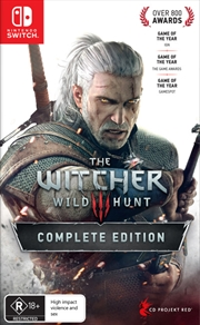 Witcher 3 Wild Hunt Complete Edition | Nintendo Switch