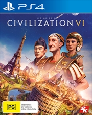 Civilization Vi | PlayStation 4