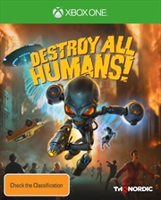 Destroy All Humans | XBox One