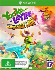 Yooka Laylee and the Impossible Lair | XBox One