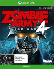 Zombie Army 4 Dead War | XBox One