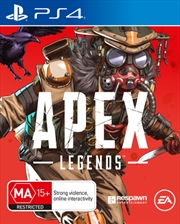 Apex Legends Bloodhound Edition | PlayStation 4