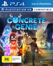 Concrete Genie | PlayStation 4