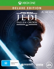 Star Wars Jedi Fallen Order - Deluxe Edition | XBox One