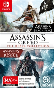 Assassins Creed The Rebel Collection | Nintendo Switch