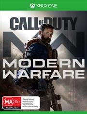 Call Of Duty Modern Warfare | XBox One