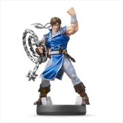Nintendo Amiibo: Richter (Super Smash Bros Collection) | Accessories