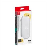 Nintendo Switch Lite Carrying Case and Screen Protector | Nintendo Switch