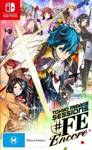 Tokyo Mirage Sessions Fe Enc | Nintendo Switch