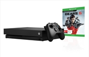 Xbox One Console X with Gears 5 | XBox One