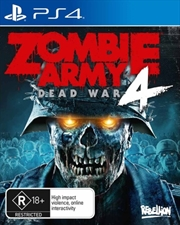 Zombie Army 4 Dead War | PlayStation 4