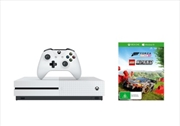 Xbox One Console S 1TB with Forza Horizon 4 and LEGO Speed Champions DLC | XBox One