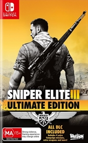 Sniper Elite 3 Ultimate Edition | Nintendo Switch