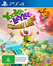 Yooka Laylee and the Impossible Lair | PlayStation 4