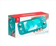 Nintendo Switch Console Lite Turquoise | Nintendo Switch