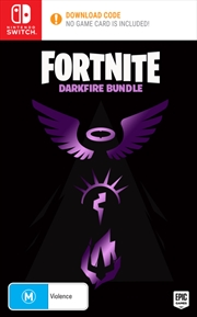 Fortnite Darkfire Bundle | Nintendo Switch