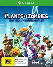 Plants vs Zombies Battle for Neighborville | XBox One