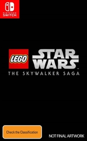 Lego Star Wars: The Skywalker Saga | Nintendo Switch