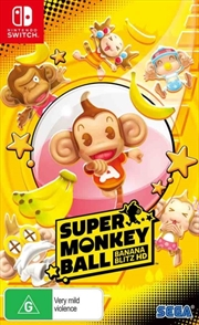 Super Monkey Ball Banana Blitz HD | Nintendo Switch