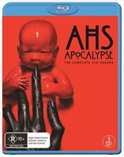 American Horror Story - Season 8 - Apocalypse | Blu-ray