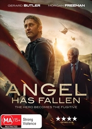 Angel Has Fallen | DVD