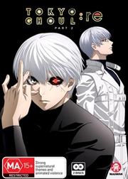 Tokyo Ghoul Re - Season 3 - Part 2 - Eps 13-24 | DVD
