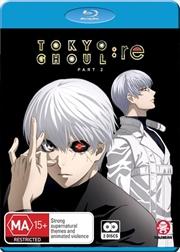 Tokyo Ghoul Re - Season 3 - Part 2 - Eps 13-24 | Blu-ray
