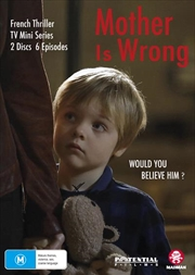 Mother Is Wrong | DVD