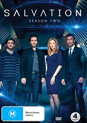 Salvation - Season 2 | DVD