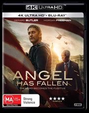 Angel Has Fallen | UHD