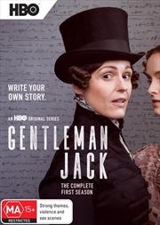 Gentleman Jack | DVD
