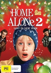 Home Alone 2 - Lost In New York   DVD