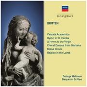 Britten - Choral Works | CD