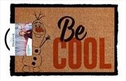 Frozen 2 - Be Cool Doormat | Merchandise