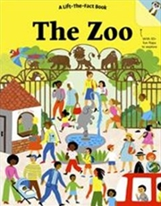 Zoo - A Lift The Fact Book | Hardback Book