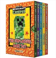 Diary of a Minecraft Creeper: The Explosive Box Set (Books 1-5) | Paperback Book