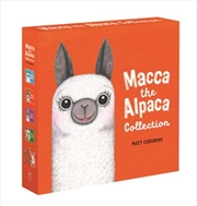Macca the Alpaca Collection | Hardback Book