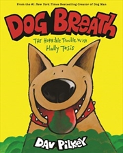 Dog Breath | Hardback Book