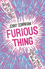 Furious Thing | Paperback Book