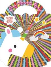 My Unicorn Sticker Bag | Paperback Book