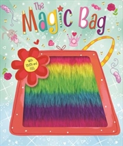 Taylor Tiptoe and the Magic Bag | Board Book