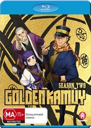 Golden Kamuy - Season 2 - Eps 13-24   Blu-ray