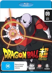 Dragon Ball Super - Part 9 - Eps 105-117 | Blu-ray