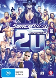 WWE - Smackdown - 20th Anniversary Edition | DVD