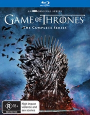 Game Of Thrones - Season 1-8 | Boxset | Blu-ray