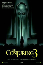 Conjuring 3, The | DVD