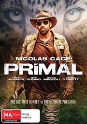 Primal | DVD