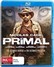 Primal | Blu-ray
