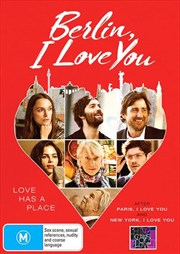 Berlin, I Love You | DVD