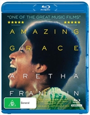 Amazing Grace | Blu-ray